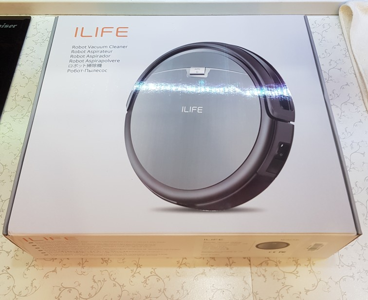 ILIFE A4s Robot Vacuum Cleaner Powerful Suction for Thin Carpet & Hard Floor Large Dustbin Miniroom Function Automatic Recharge|robot vacuum cleaner|vacuum cleanerrobot vacuum - AliExpress