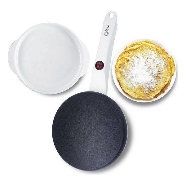 Crepe Maker Kiwi 600W White (ø 20 Cm)