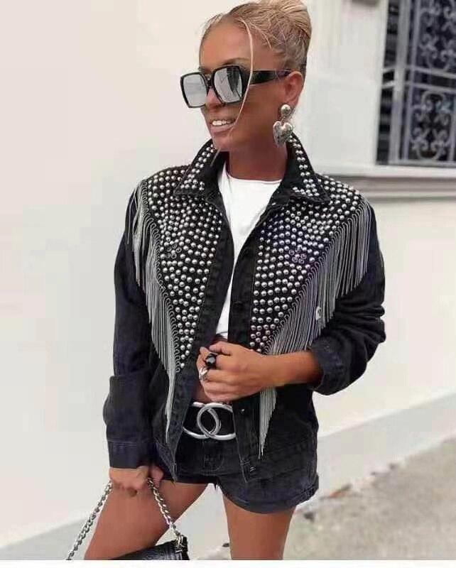 U74bbd281447647db8774bec8c7afd68eX denim  jacket  women  xintiandi sherpa  streetwear  trending products 2019 womens jackets and coats