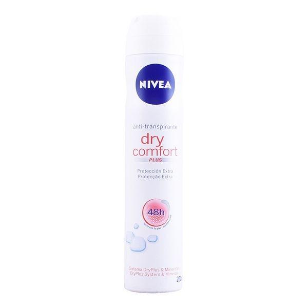 Spray Deodorant Dry Comfort Nivea (200 Ml)