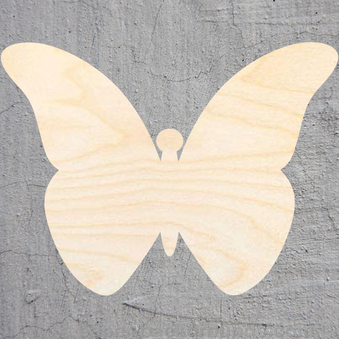 Flying Butterfly  Silhouette Laser Cut Out Wood Shape Craft Supply Unfinished Cut Art Projects Craft Decoration Gift Decoupage O