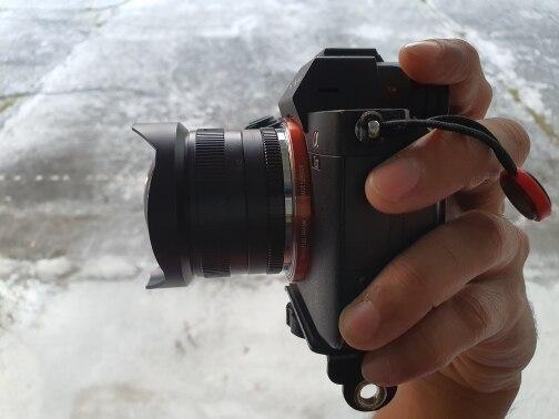 Lente da câmera Montar Artesãos Fisheye