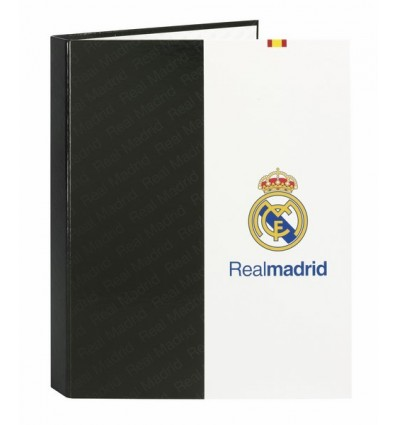 FOLDER FOLIO 4 ANIMIXTAS REAL MADRID