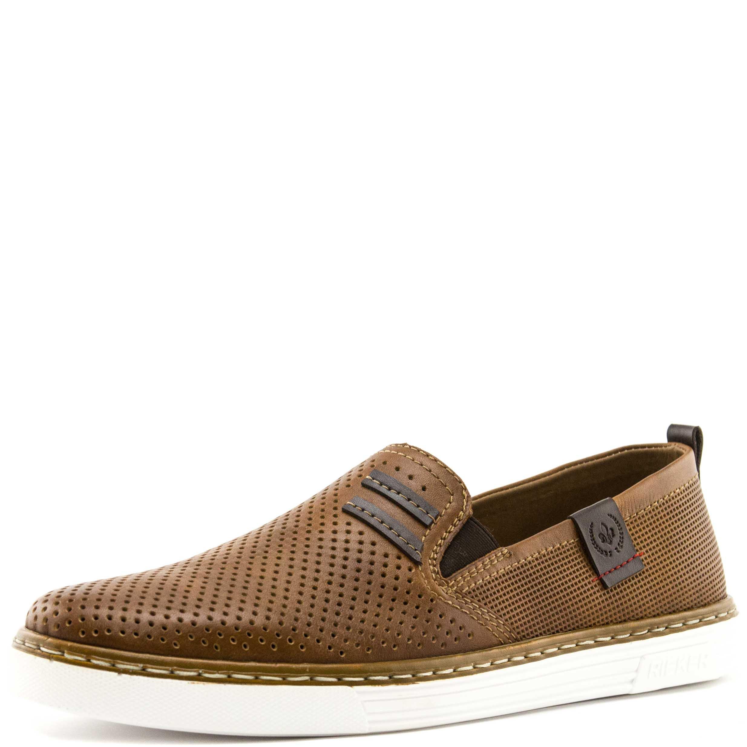 B4955/24 Полуботинки мужские Rieker|Повседневная обувь|   | АлиЭкспресс