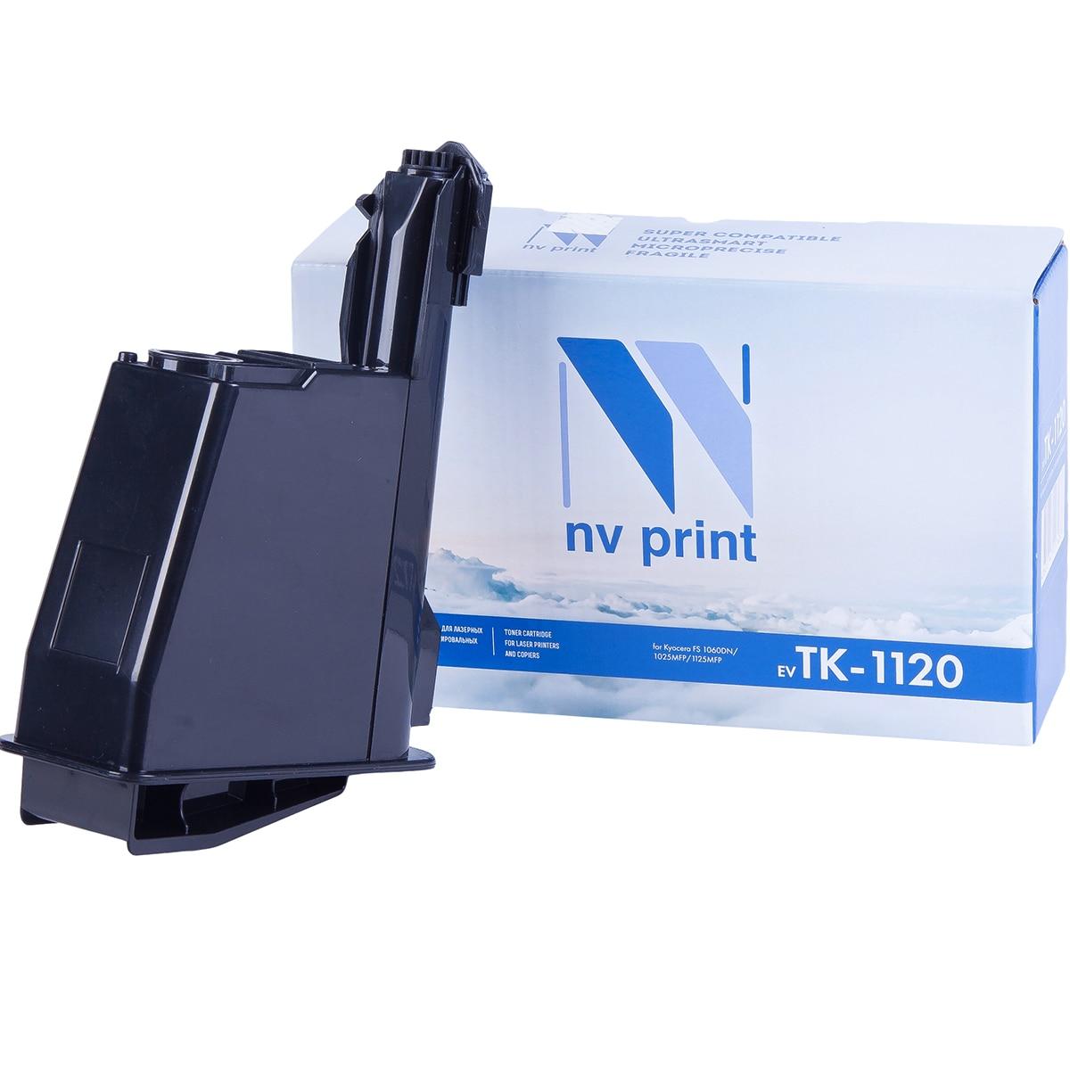 Картридж NV Print совместимый TK-1120 для Kyocera FS-1060DN/1025MFP/1125MFP, 3000к