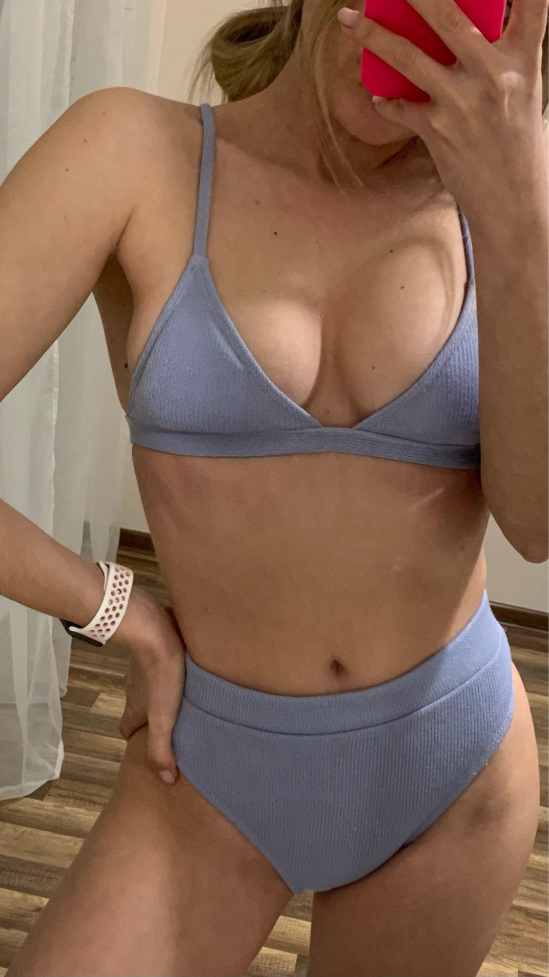 üçgen bikini modelleri