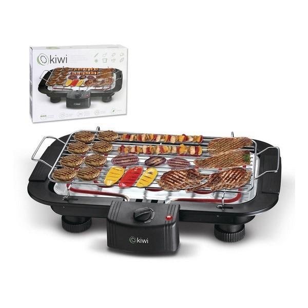 Grill Hotplate Kiwi KG-5801 2000W (38 X 22 Cm) Black