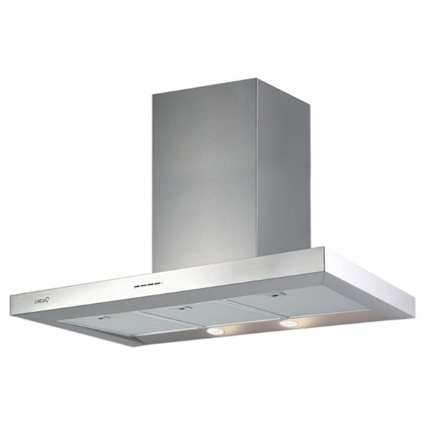 Conventional Hood Cata SYGMA 900 90 Cm 850 M3/h 67 DB 280W Stainless Steel