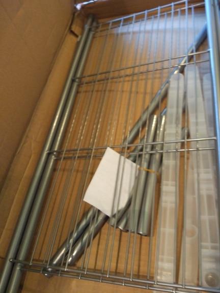Racks e suportes de armazenamento Microondas Prateleira Ajustável