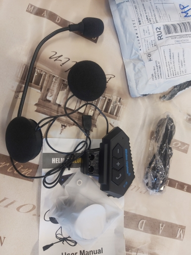 Moto Intercomunicador Profissional 100% Original photo review