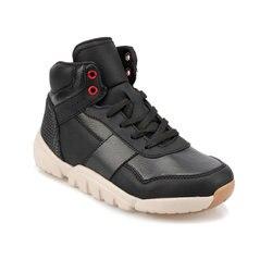 FLO 92.511872.F черные мужские детские ботинки Polaris