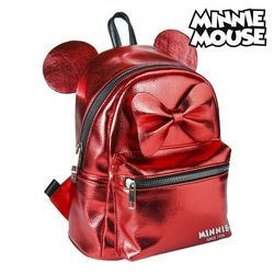 Повседневный Рюкзак Минни Маус 72822 красный металлик