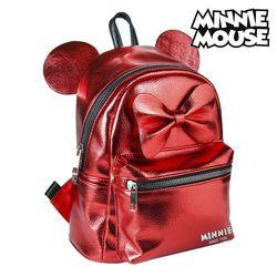 Casual Rucksack Minnie Maus 72822 Rot Metallic