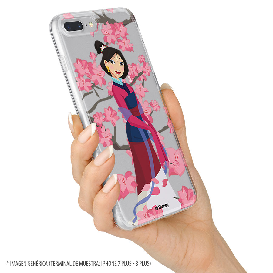 Cases for Samsung Galaxy A70 Mulan Officially licensed Disney.
