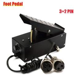 2 + 3 Spilli Amperaggio Controller Piede Pedale per la Saldatura TIG Macchina di Taglio Al Plasma di Alimentazione Apparecchiature di Controllo