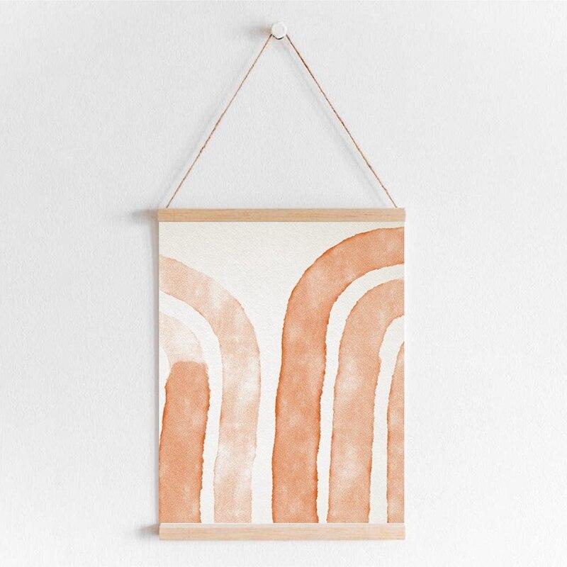 geometric minimalist print
