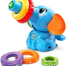 TITO plays and learns from CEFA, MULTICOLOR, MUSICAL toy from 9 months, elephant, fine motor skills, child and Girl Toy,