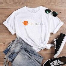 Cor do sol e 9 bola camiseta 100% algodão gráfico grunge tumblr engraçado estilo de rua feminina unissex moda casual camiseta superior