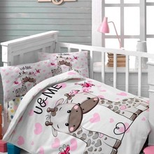 Duvet-Cover in Threads 83-Wire Easy-To-Iron-Our-Uct Ranforce Set-Sweet 1cm2 of Baby Made