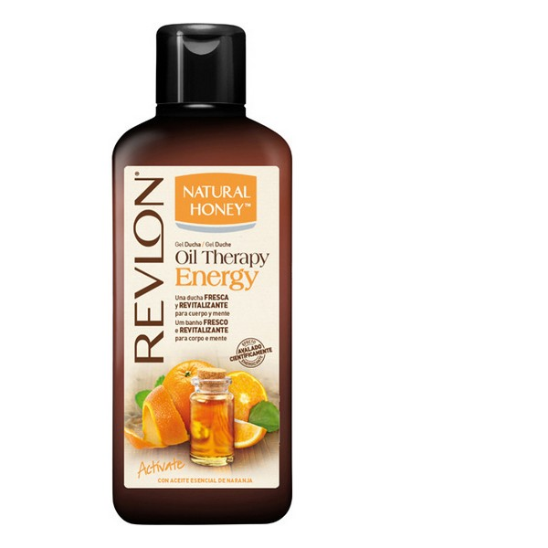 Shower Gel Therapy Energy Natural Honey (650 Ml)