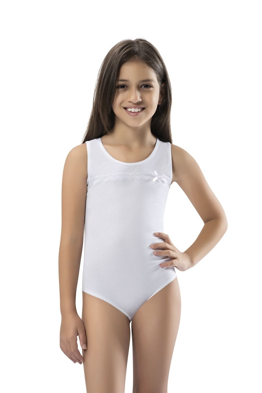 4-14Y Girls tops for girls Bodysuit Underwear Undershirt Cotton camisole Lingerie Clothes Rompers Tanks Sleeveless