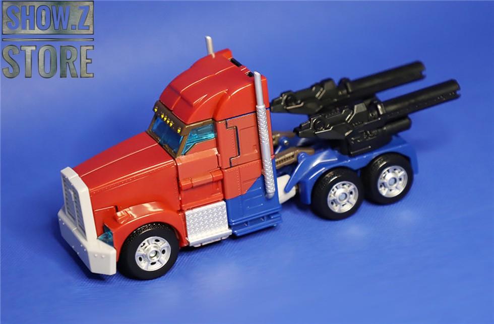 [Show.Z Store] APC Toys APC-001 APC001 APC1 Attack OP TFP Transformer Action Figure