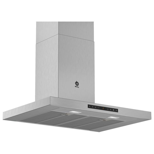 Conventional Hood Balay 3BC978HX 70 Cm 732 M³/h 160W A Stainless Steel