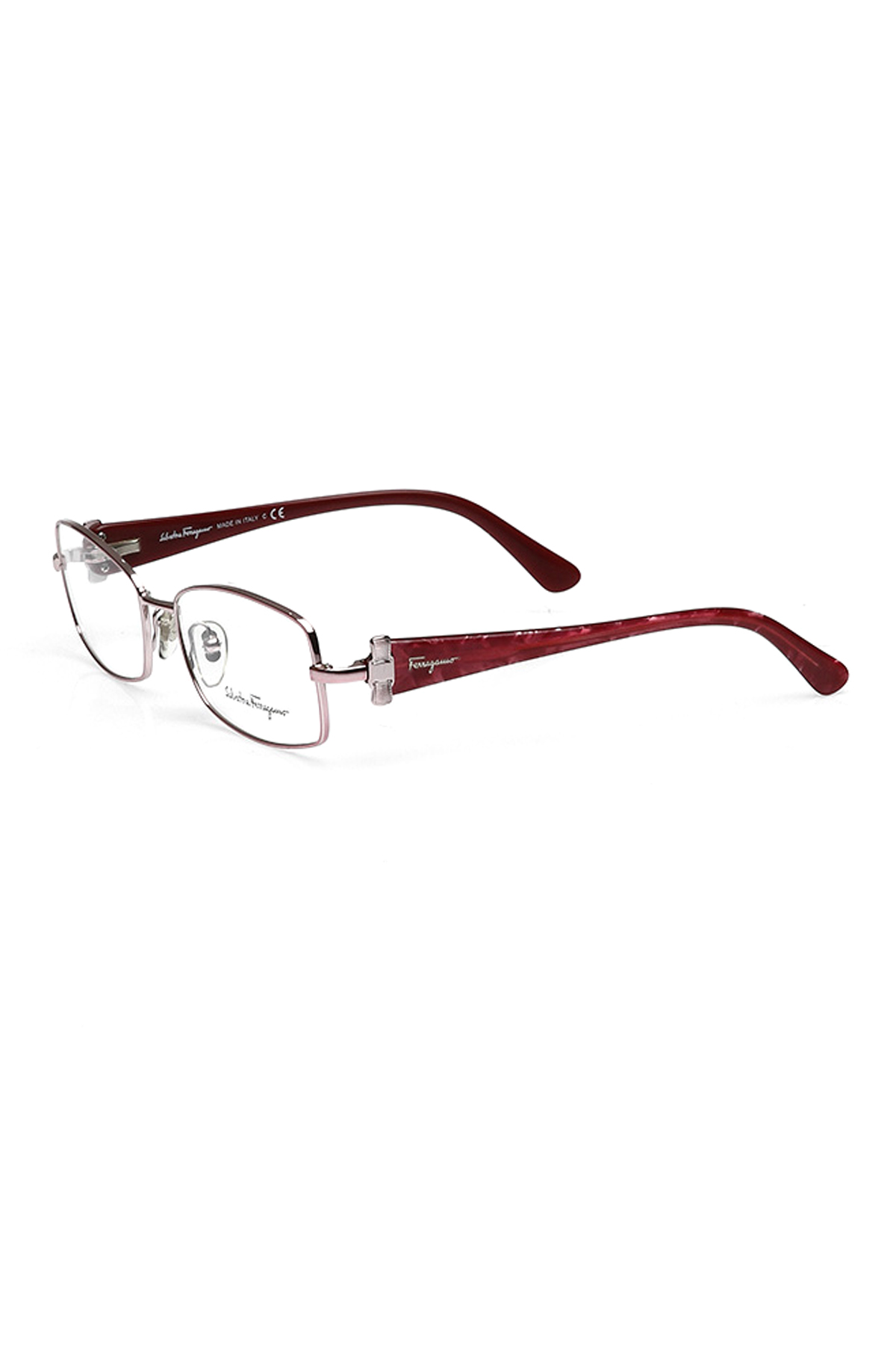 Markamilla Women Reading Glasses Frame Demo Glasses Eyewear Transparent High Quality WomenSalvatore Ferragamo SF 1871 611 52