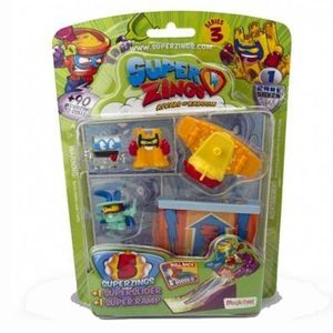 Blister Slider , Super Zing Series 3 Rivals of Kaboom,