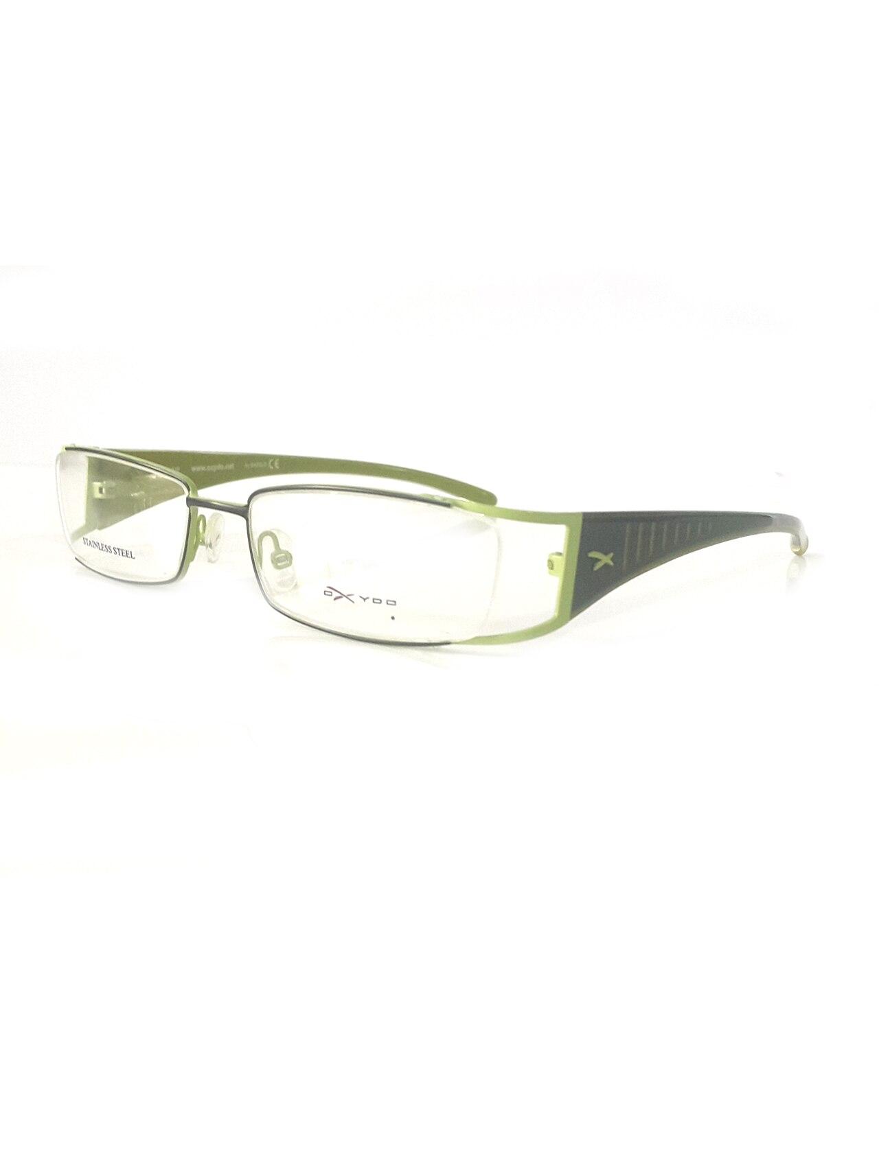 Markamilla Women Reading Glasses Frame Demo Glasses Eyewear Transparent High Quality WomenOxydo OX 308 UJT 53 17