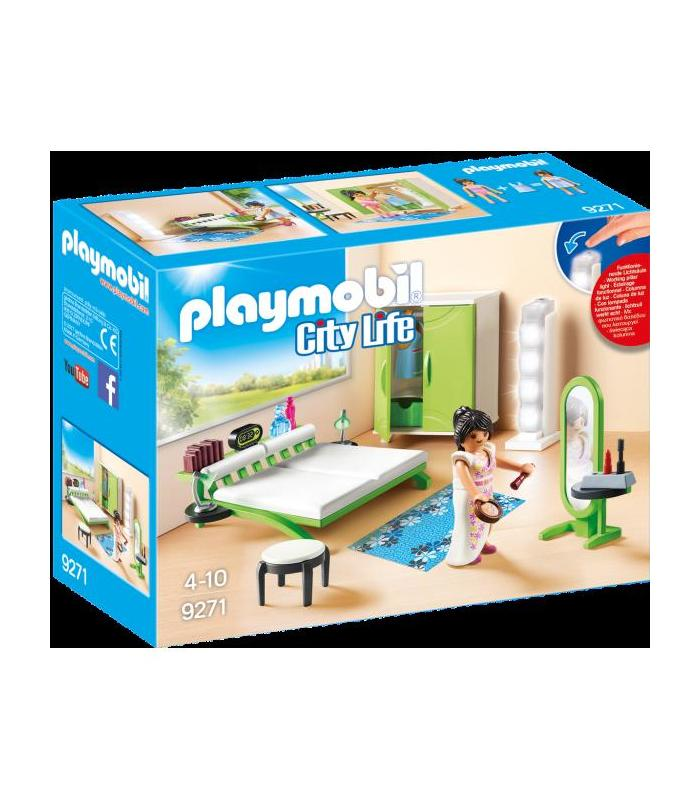 PLAYMOBIL 9271 Bedroom Toy Store Articles Created Handbook