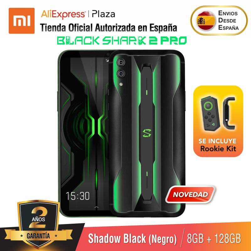 [Global Version for Spain] Xiaomi Black Shark 2 Pro (Memoria interna de 128GB, RAM de 8GB)