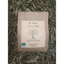 Thé vert feuille d'olivier riche en polyphénols