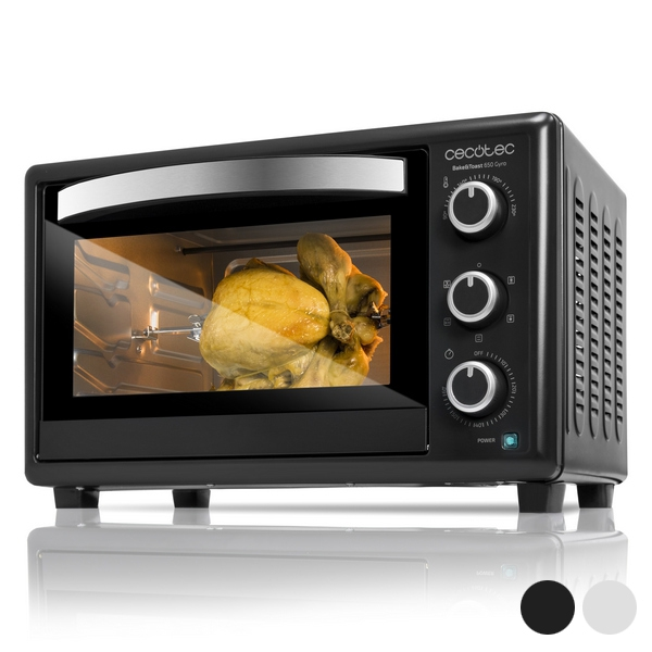 Convection Oven Cecotec Bake'n Toast Gyro 1500W