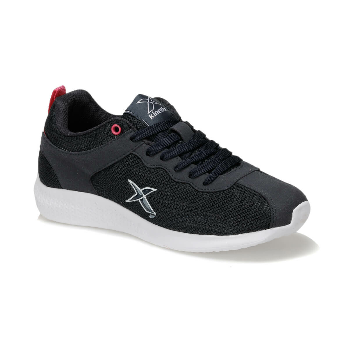 FLO PETRA W Black Women 'S Sneaker Shoes KINETIX