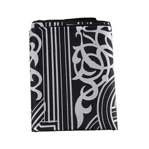 Image 4 - 100x60 ซม.สี่สีแบบพกพา Prayer พรม Kneeling POLY สำหรับมุสลิมอิสลามกันน้ำ Prayer พรมคู่มือขนาดกระเป๋า