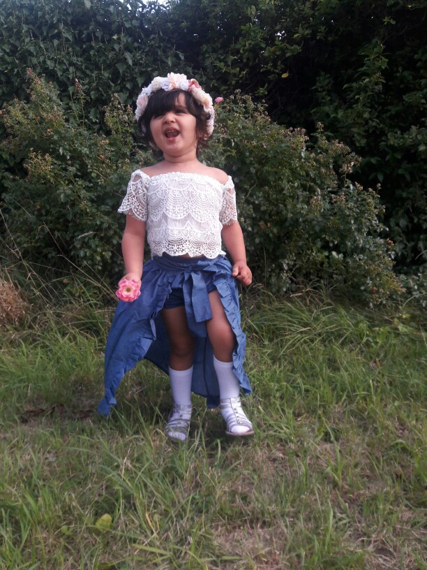 Conjuntos de roupas menina criança define