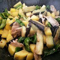 最简单下饭的炖菜☞土豆茄子的做法图解8