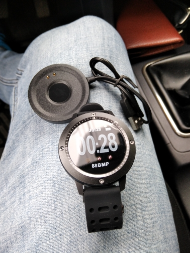 SENBONO CF58 Smart watch IP67 waterproof Tempered glass Activity Fitness tracker Heart rate monitor Sports Men women smartwatch|Smart Watches|   - AliExpress