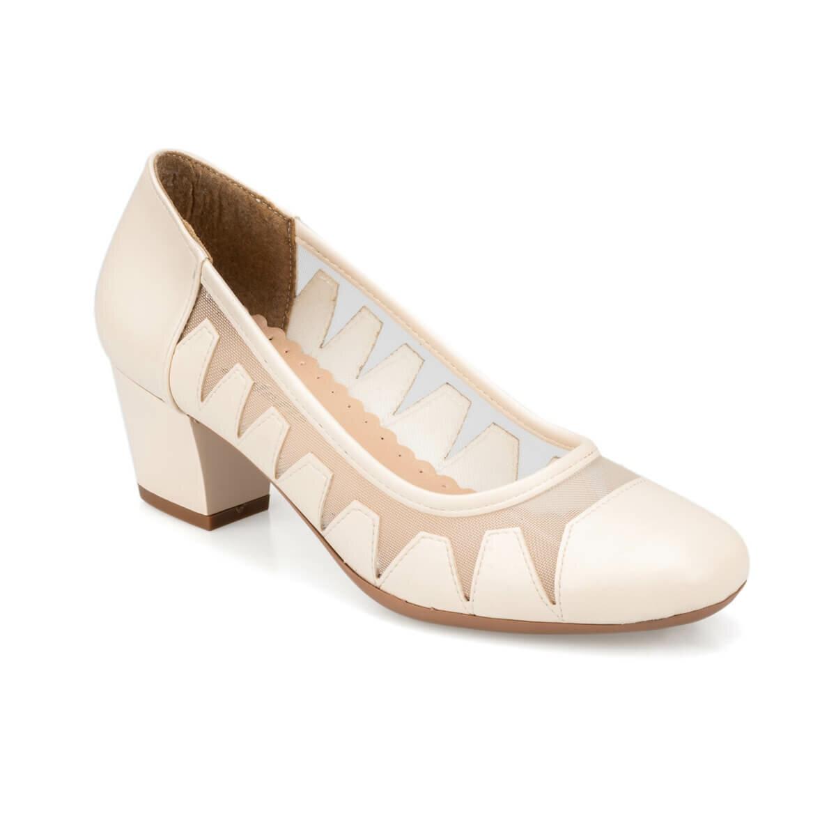 FLO 91.311171.Z Beige Women Gova Shoes Polaris