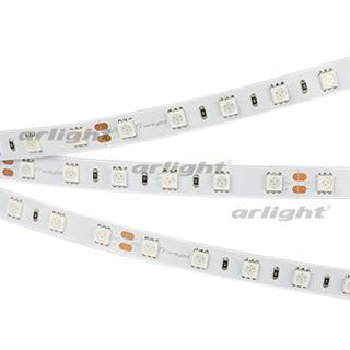 008818 Tape RT 2-5000 24 V Green 2x (5060, 300 LED, Lux) Arlight Coil 5 M