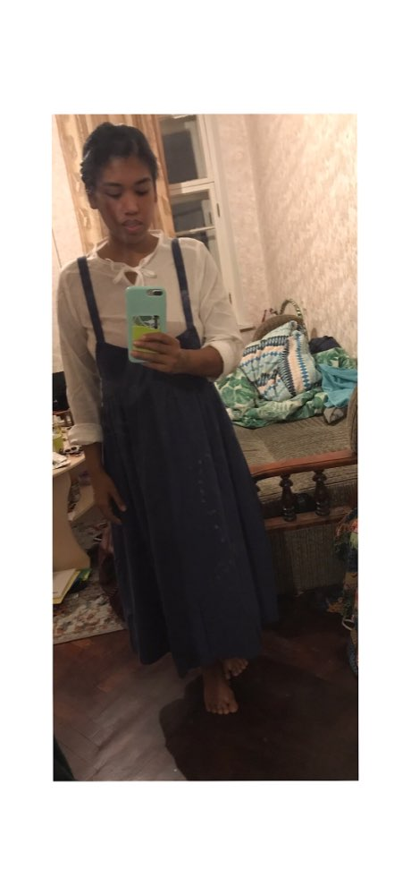 Women Strappy Solid Long Dress Summer Sleeveless Suspenders Casual Pleated Cotton Linen Overalls Dress Sarafans Robe photo review