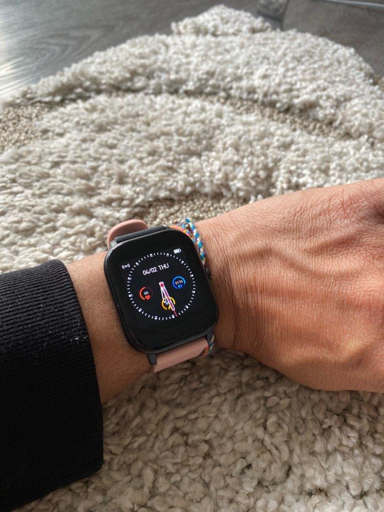 Chica reloj