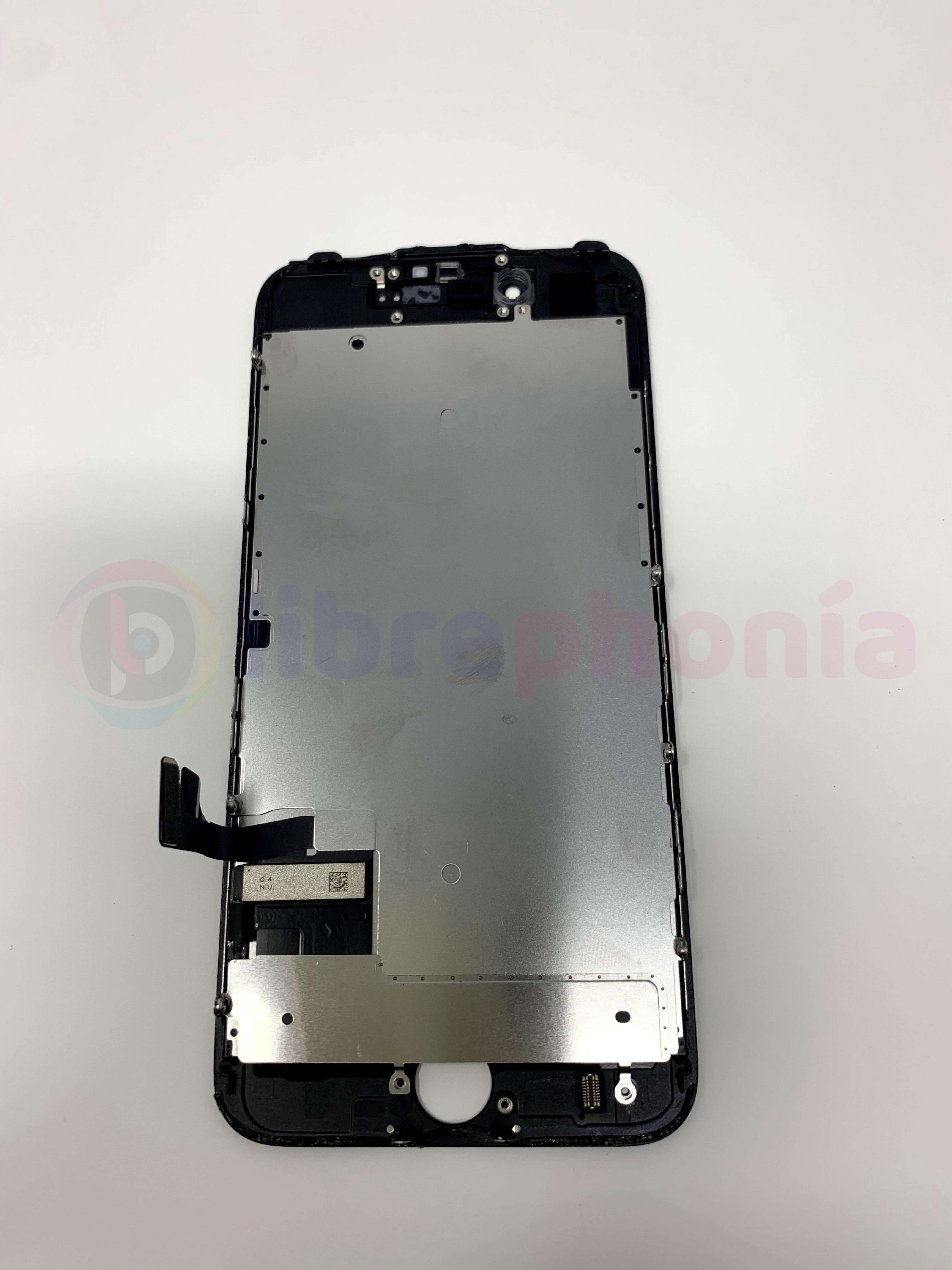 Pantalla Original 100% Apple para iPhone 7 Blanco Negro
