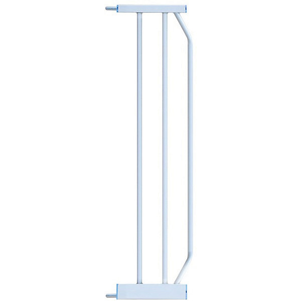 Expander For Barrier-Gate Safe Metal 20 Cm, White
