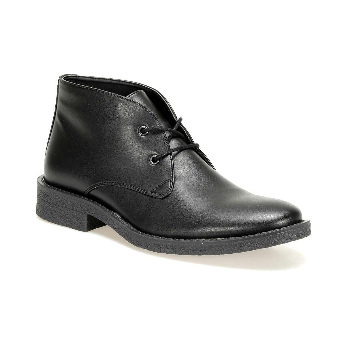 FLO 22941 Black Men Boots DOWN TOWN
