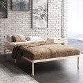 Односпальная деревянная кровать Light Sleep 80x200 см Hansales, мебель для дома, для спальной комнаты