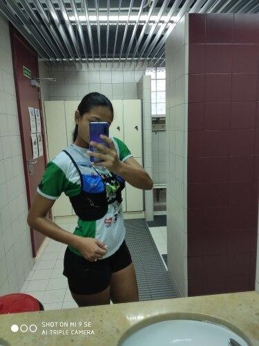 Bols. corrida mochila running colete