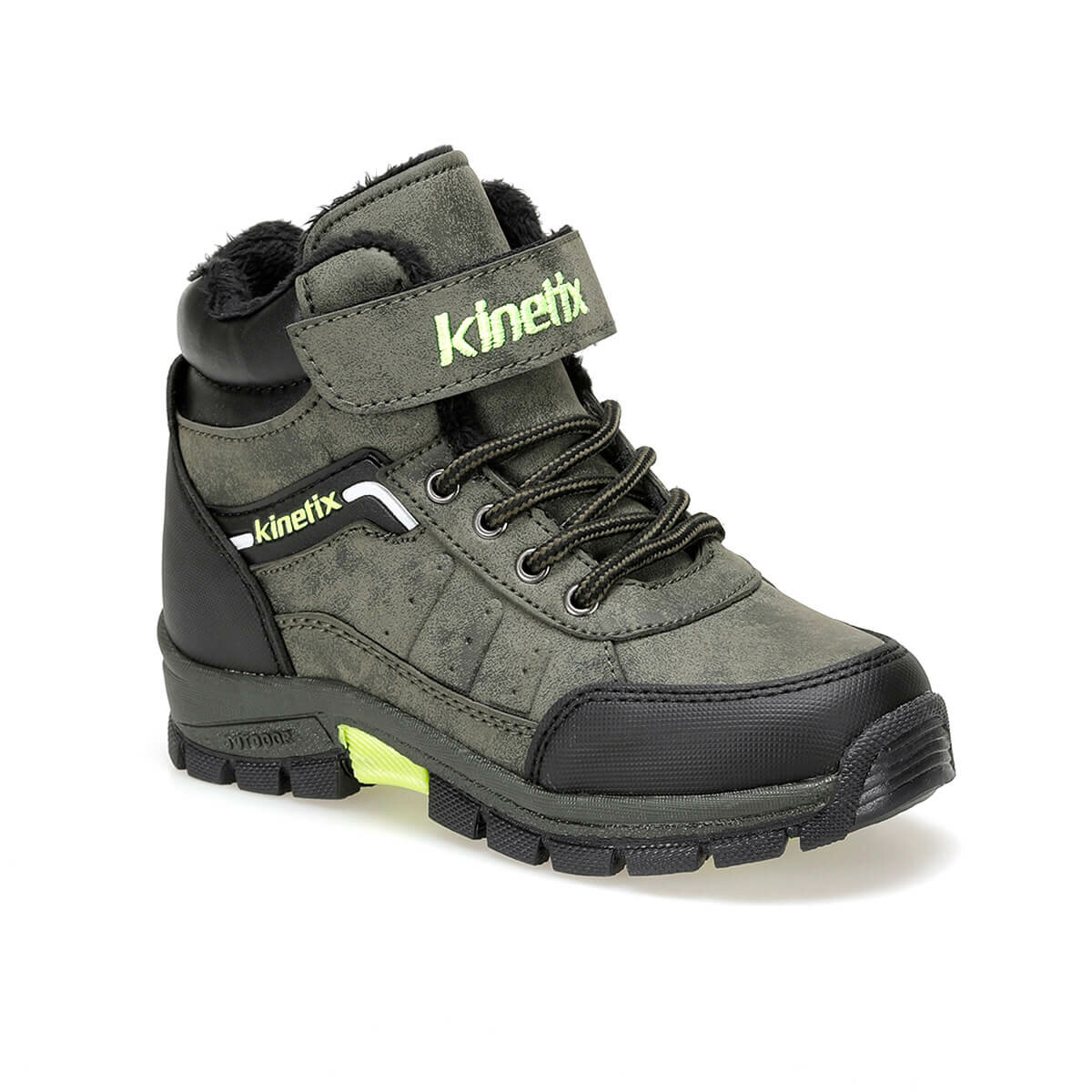 FLO NEGRO HI 9PR Khaki Male Child Outdoor KINETIX