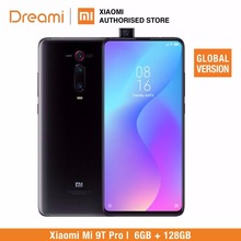 グローバルバージョンシャオ Xiaomi mi 9T プロ 128 ギガバイト ROM 6 1GB の RAM (真新しいと密封されたボックス) mi 9tpro128 レディ証券